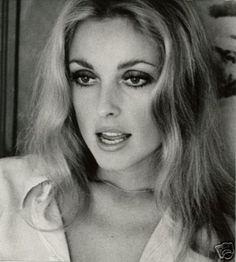 Sharon Tate.