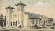 Nebo Stake Tabernacle
