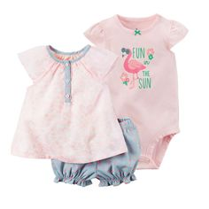 03e8e1cceda1 2017 kids baby bebes girl 3pcs set dress and short and romper