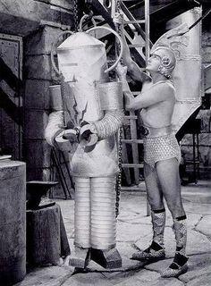 Mechanical Man from the Flash Gordon serial