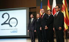 En el aniversario de la empresa de Castellón, UBE