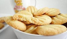 galletas mantequilla paso a paso Snack Recipes, Dessert Recipes, Snacks, Desserts, Bread Cake, Spanish Food, Canapes, Cookies And Cream, Cupcake Cookies