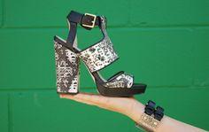 Summer sandal--40+ blogger Blue Hue Wonderland