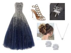 """prom #1"" by holyroller-89 ❤ liked on Polyvore featuring Schutz, Links of London and Effy Jewelry"