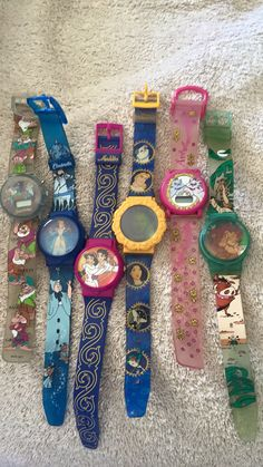 Yester Year Disney Watches given out with Presales!
