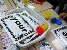 Mrs. Wheeler's First Grade Tidbits: Literacy Centers 2012-2013