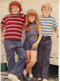 Danny Bonaduce, Suzanne Crough, and Brian Forster - Partridge Family