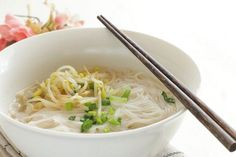 Rice noodles are a staple in Asian cooking. In China, wide rice noodles are cooked, then fried in a hot wok to make tasty chow fun; in Thailand, thin rice vermicelli makes an appearance alongside fried tofu and fresh mint inside cool rice-wrapper rolls; and in Vietnam, bo bun is a snack-time staple: Chilled rice noodles served in a bowl with grated carrot, cucumber, basil, crushed peanuts, and a tangy dressing.
