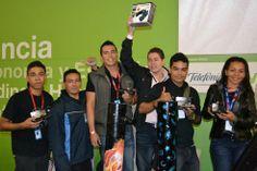 Campus Party celebrado en la ciudad de Bogotá