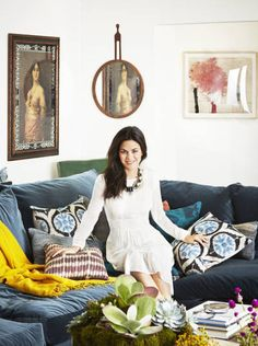 Our roundup of the Web's most fashionable interiors. This week: Rachel Bilson, Kyleigh Kuhn, and more.