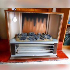 This could have been taken inside one of the many flats I had.Vintage Retro Coal Effect Electric Fire in Home, Furniture & DIY, Fireplaces & Accessories, Fireplaces 1970s Childhood, My Childhood Memories, Sweet Memories, Paint Your House, Electric Fires, Fireplace Accessories, 80s Kids, Thing 1, Old Toys