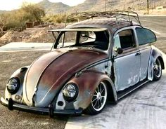 Classic Car News Pics And Videos From Around The World Vw Beetles, Vw Rat Rod, Kdf Wagen, Vw Gol, Vw Vintage, Vw Cars, Vw Volkswagen, Vw Camper, Retro Cars