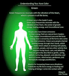 #MediumFair: {Ashia: My aura is mostly green, which signifies that I'm a natural healer (social worker! what, what!). The guy also read my aura and said that I am guarded (so true even though I'm sociable) but I have a kind heart chakra. Most interesting, I had a faint purple/indigo color above my crown signifying that I have a spiritual gift and that I already receive spiritual messages.}