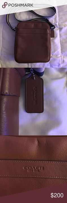 Men's Coach waist bag Condition 10/10 Coach Bags Messenger Bags