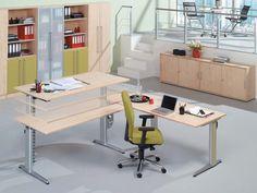Schreibtisch XE19 Tischsysteme