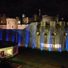 #tonight #together #instagood #instalike #instamoment #instalove #beautiful #life #London #TowerHill! by antonella_porpora