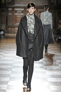 AGANOVICH PARIS FALL 2014 READY TO WEAR