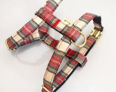 "Arnés ajustable para perro Modelo ""Scottish 2"""