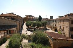 Monteriggioni, Italy  This walled  village of 200 hundred people is a step back in time, definitely worth a stop.   photo by Darlene Castillo