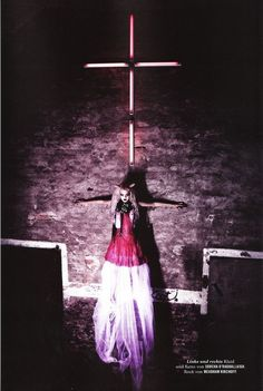 #goth #dark #fashion #photography