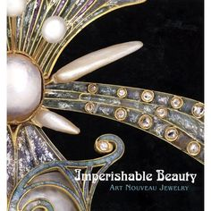 """A new, imperishable beauty,"" was how the artist and architect Henry van de Velde described it. European Art Nouveau jewelry of the late nineteenth and early twentieth centuries embraced a new aesthetic characterized by sensuous forms, dramatic imagery and vivid symbolism. Many of the designers associated with the movement sought their inspiration not in traditional jewelry, but in the work of the pre-Raphaelites and Impressionists and in the arts of Japan. Rejecting the rigid naturalism…"