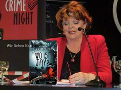 Interview mit Astrid Korten - Thriller, Krimi, Psychothriller