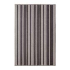 High Quality Machine-Tufted Anti-Slip Low Pile Rug (Grey) - 120x180 cm
