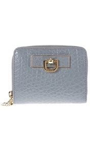 DKNY French Grain lille pung