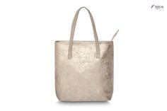 Shopper bag Felice Verona - gold