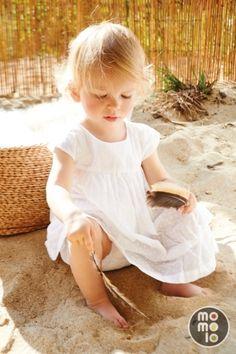 www.momolo.com #kids #dress #modainfantil #fashionkids #childrensfashion #childrens #niños #kids #streetstyle  Look de 3 Pommes | MOMOLO Street Style Kids :: La primera red social de Moda Infantil