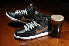 Nike SB Dunk High 'Guiness'