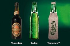 This Is What the World's First Biodegradable Beer Bottle Will Look Like   TakePart