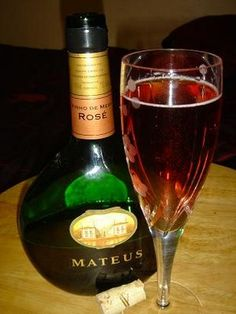 Vinho Mesa Rosé -Mateus Wine
