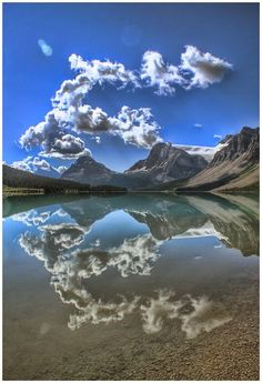 Bow Lake - Alberta, Canada | Incredible Pictures