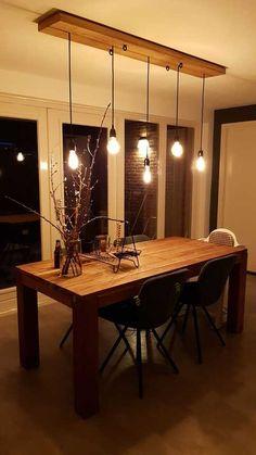 Home Office Decor, Home Decor Bedroom, Room Decor, Home Room Design, House Design, Unique Floor Lamps, Condo Living Room, Home Gadgets, Wood Lamps