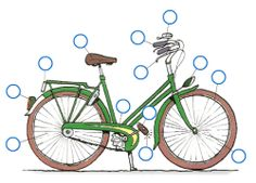 safe bike Source by Chinook Helicopters, We Are Teachers, Transportation Theme, Kids Pages, How To Make Toys, Power Cars, Class Projects, Woodland Party, Science Classroom
