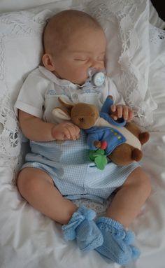 Adopted Reborn Babies - Bespoke Babies                                                                                                                                                     Mais