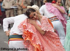 Traditional dances in Paraguay