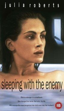 Sleeping with the Enemy (1991) A young woman fakes her own death in an attempt to escape her nightmarish marriage, but discovers it is impossible to elude her controlling husband.