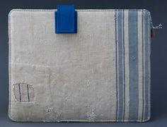 iPad Mini Sleeve | #ipadmini #sleeve #upcycling