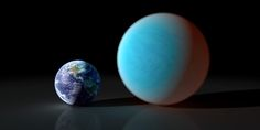 Astronomers have found a 'Super Earth' planet orbiting a star just like our sun using a ground based telescope for the first time.  The Nordic Optical Telescope on La Palma, off the coast of Africa, detected the planet 55 Cancri E orbiting a star 4...
