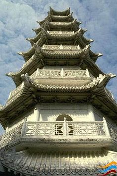 Chinese pagodas - Chinese Architecture for Kids!