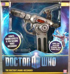 The Doctor's Nano Recorder