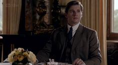 Tom.....Downton Abby