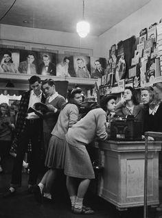 Teenager 1944 - Photo: Nina Leen