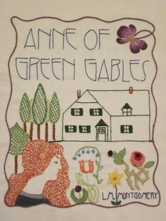 1000 images about lighthouse on pinterest anne of green for Anne of green gables crafts