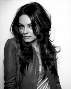 mila.. i have a girl crush on her..