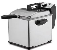 Waring Pro WPF150PC Professional Deep Fryer: for healthy and fast deep frying experience use this appliance, get it now with affordable price!