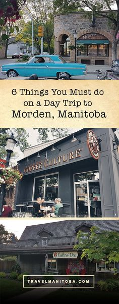 """Make Morden the next """"must"""" on your list! Cross Canada Road Trip, Canada Trip, Montreal Travel, Apple Festival, Satisfying Things, Canadian Travel, Visit Canada, Family Road Trips, Staycation"""