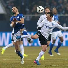 Bundesliga - Match Day 20 - FC Schalke 04 vs Hertha BSC